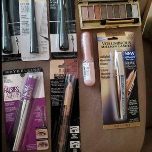 8 piece makeup lot
